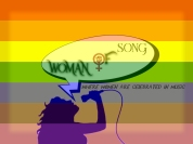 Woman of song new logo